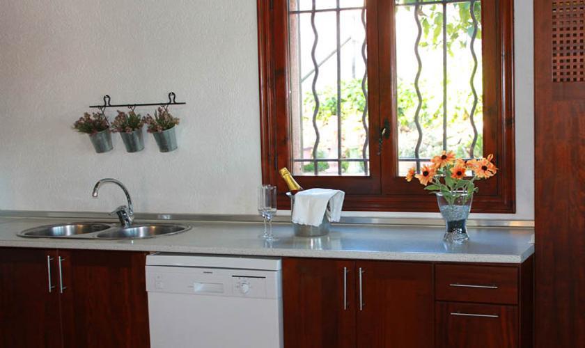 Küche Finca Mallorca PM 6003