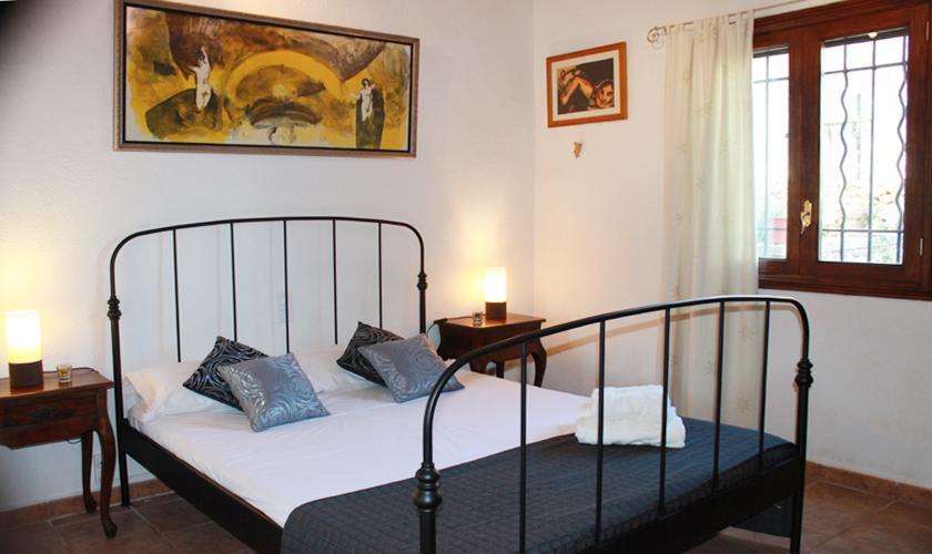 Schlafzimmer Finca Mallorca PM 6003