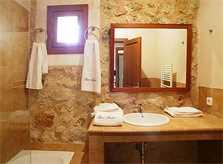 Schlafzimmer Yeguas Finca Mallorca Son Suau Vell