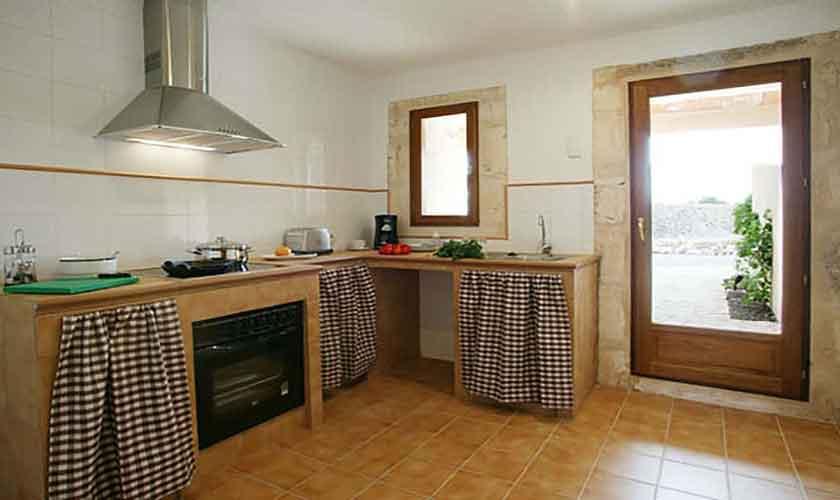 Küche Caseta Finca Mallorca Son Suau Vell PM 600