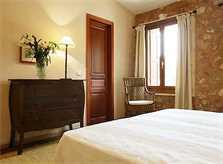 Schlafzimmer Caseta Finca Mallorca Son Suau Vell PM 600