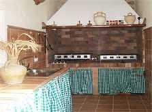 Corral Barbecue Finca Mallorca Son Suau Vell