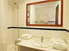 Badezimmer Finca Mallorca Son Suau Vell 8 Personen