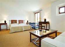 Schlafzimmer Finca Mallorca Son Suau Vell 8 Personen