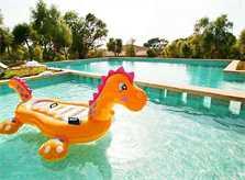 Kinderpool Ferienwohnung Finca Mallorca für 4 Personen