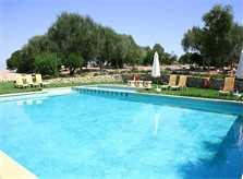 Poolblick Finca Mallorca Son Suau Vell