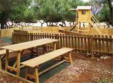 Kinderspielplatz Ferienwohnung Finca Mallorca für 4 Personen