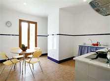 Küche Ferienwohnung Finca Mallorca für 4 Personen