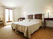 Schlafzimmer Ferienwohnung Finca Mallorca für 4 Personen