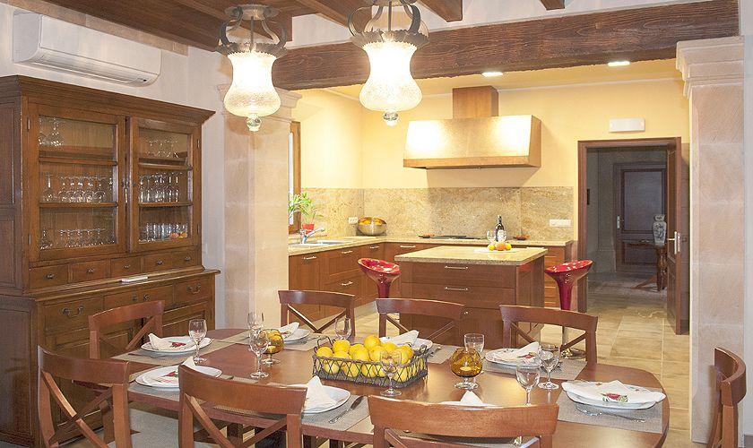 Küche Finca Mallorca PM 6015