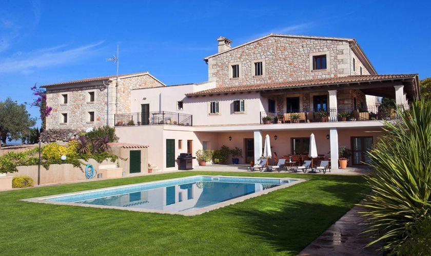 Pool und Finca Mallorca PM 6015