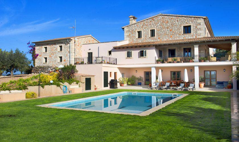 Pool und Finca Mallorca für 12 Personen Pm 6015