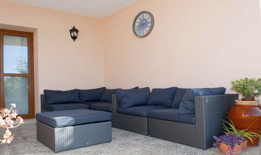 Lounge Ferienfinca Mallorca PM 6015
