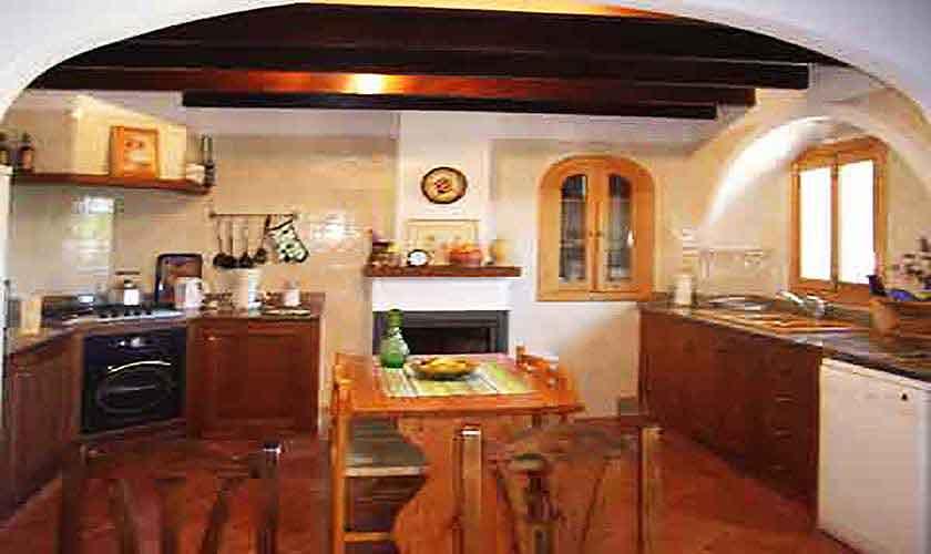 Küche Finca Mallorca 8 Personen PM 601