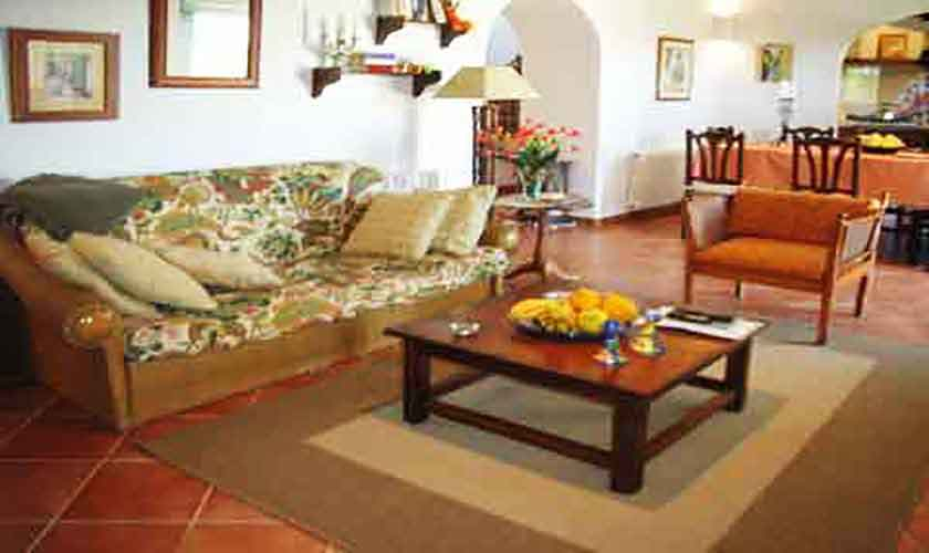 Wohnraum Finca Mallorca 8 Personen PM 601