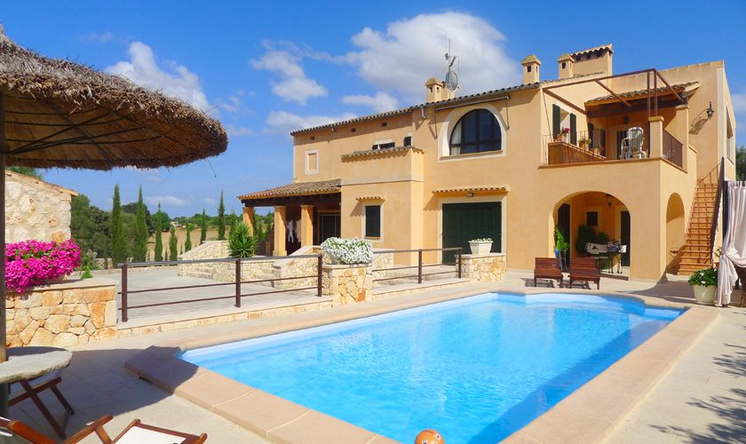 Pool und Finca Mallorca mit Pool PM 6022