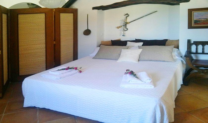 Schlafzimmer oben Finca Mallorca PM 6002