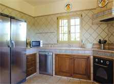Küche 2 Villa Mallorca PM 6052 im Südosten