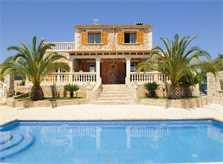 Pool und Ferienvilla Mallorca PM 6052 im Südosten