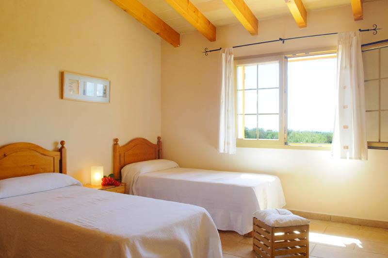 Schlafzimmer Villa Mallorca PM 6052 im Südosten
