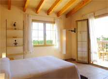 Schlafzimmer 2 Villa Mallorca PM 6052 im Südosten