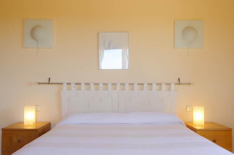 Schlafzimmer 3 Villa Mallorca PM 6052 im Südosten