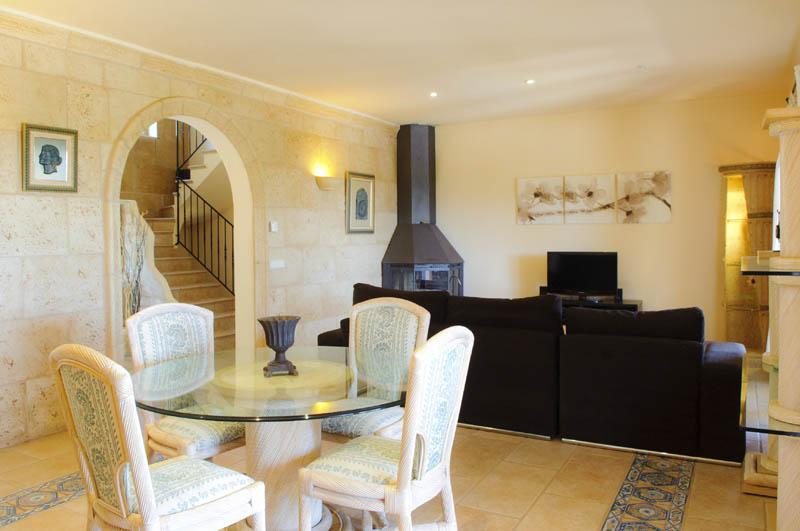 Wohnraum Villa Mallorca PM 6052 im Südosten