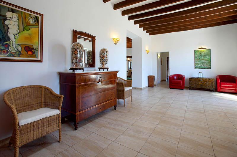Sala Finca Mallorca Südosten PM 6053