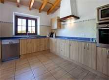 Küche Finca Mallorca Südosten PM 6053