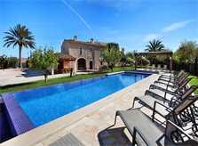 Pool und große Finca Mallorca für 12 Personen PM 6053