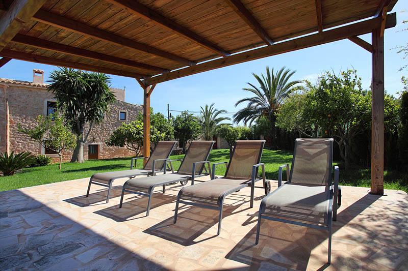 Liegen Finca Mallorca für 12 Personen PM 6053