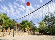 Beachvolleyplatz Finca Mallorca PM 6055 im Südosten für 10 Personen