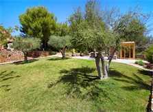Garten Finca Mallorca PM 6055 im Südosten für 10 Personen