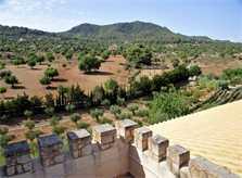 Lage der Finca Mallorca PM 6055 im Südosten für 10 Personen