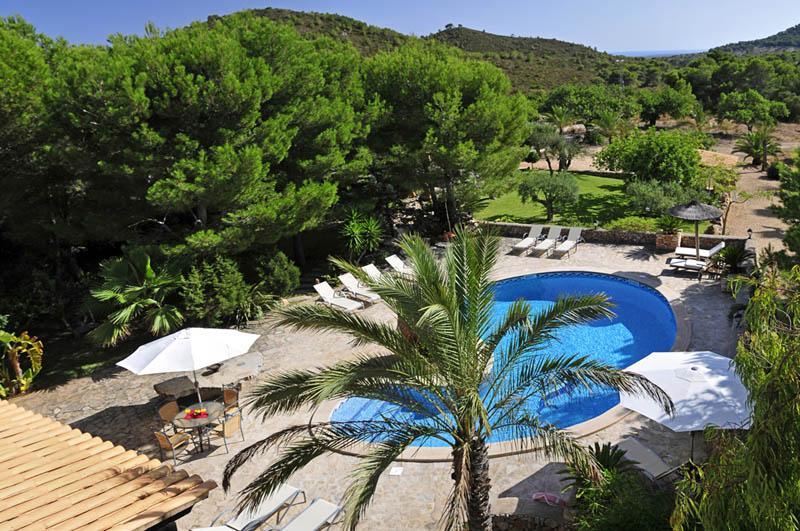 Pool 3 der Ferienfinca Mallorca PM 6055 im Südosten für 10 Personen