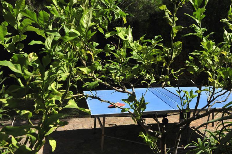 Tischtennis Finca Mallorca PM 6055 im Südosten für 10 Personen