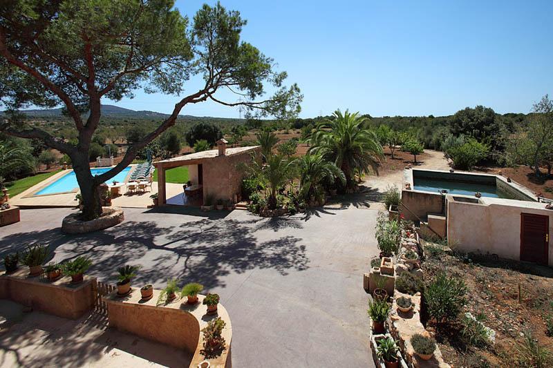 Ferienfinca Mallorca Südosten PM 6056 für 12 - 14 Personen
