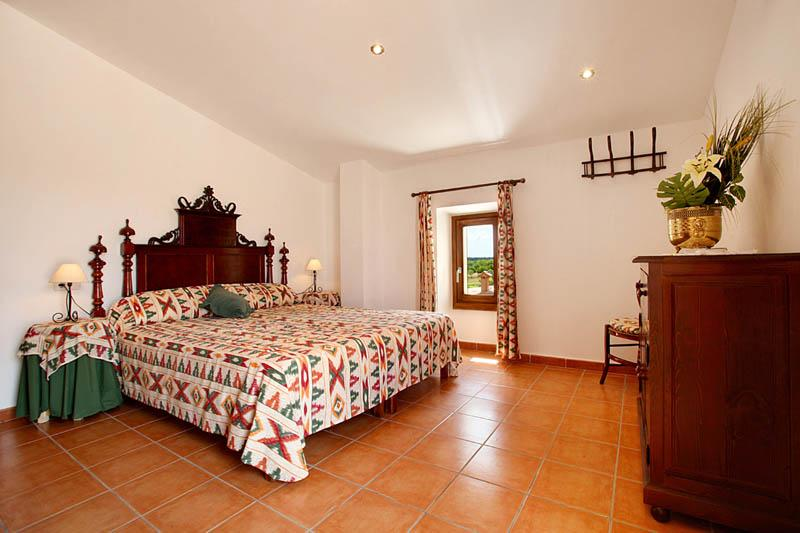 Schlafzimmer 7 Finca Mallorca Südosten PM 6056 für 12 - 14 Personen