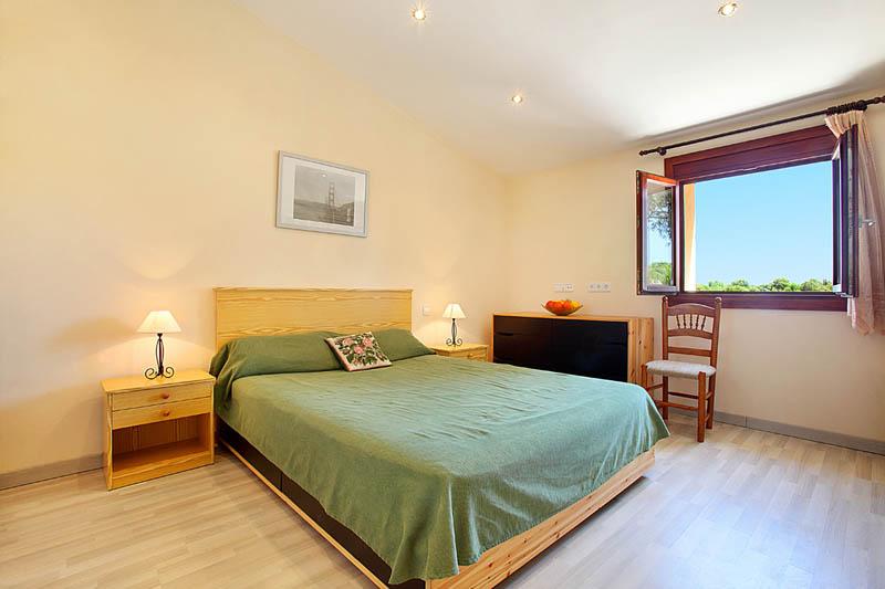 Schlafzimmer 6 Finca Mallorca Südosten PM 6056 für 12 - 14 Personen