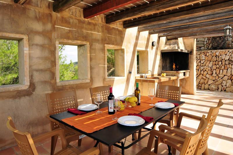 Barbecue Villa Mallorca für 6-7 Personen PM 6061