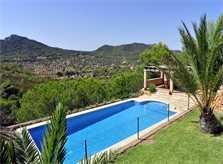Pool der Ferienvilla Mallorca PM 6061 im Südosten