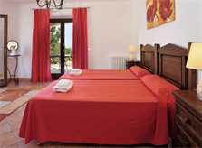 Schlafzimmer 2 der Villa Mallorca für 6-7 Personen PM 6061