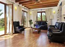 Wohnraum der Ferienvilla Mallorca PM 6061 im Südosten