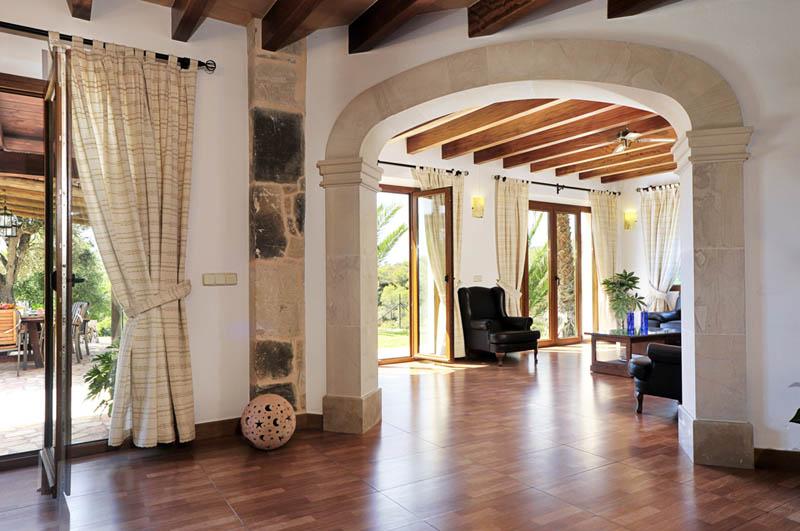 Wohnraum2 der Ferienvilla Mallorca PM 6061 im Südosten