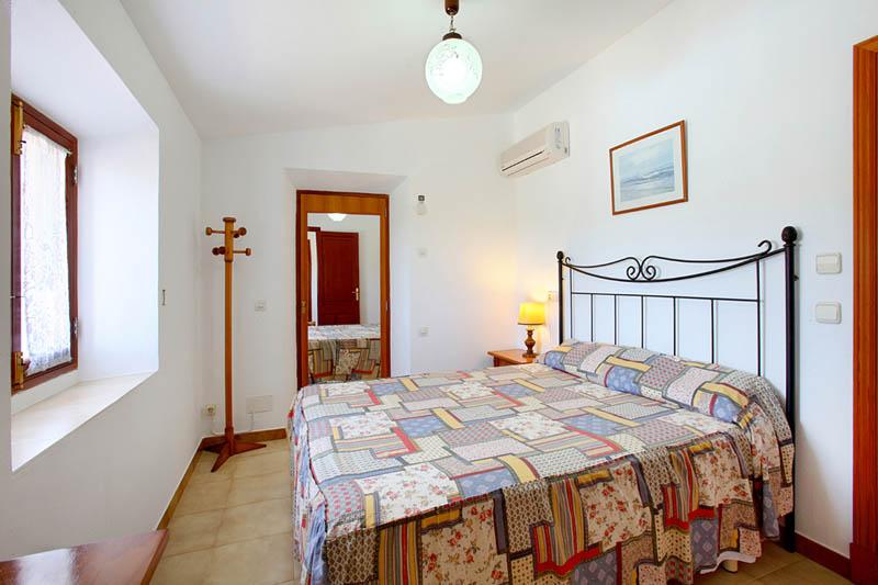 Schlafzimmer Finca Mallorca Südosten PM 6062 für 6-7 Personen