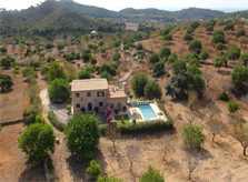 Die Lage Finca Mallorca mit Pool Südosten PM 6063