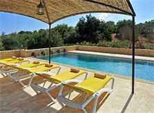 Pool der Ferienfinca Mallorca PM 6063 im Südosten
