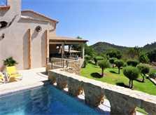 Pool der Finca Mallorca PM 6063 im Südosten