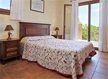 Schlafzimmer Ferienfinca Mallorca PM 6063 für 12 Personen