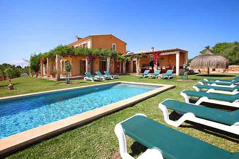 Pool und Finca Mallorca 12 Personen PM 6064